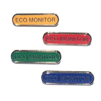 ECO MONITOR badge